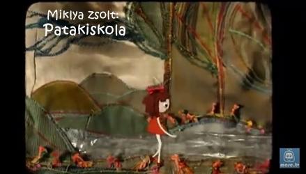 Miklya Zsolt: Patakiskola