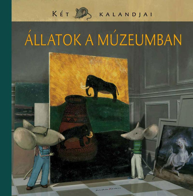 Állatok a múzeumban – Két egér kalandjai