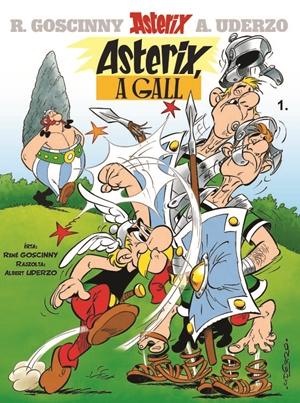 Asterix 1. - Asterix a gall