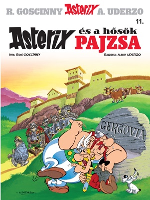 Asterix 11.  - Asterix és a hősök pajzsa