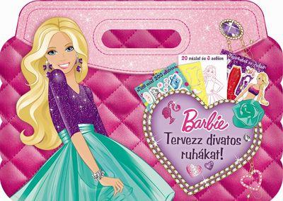 Barbie - Tervezz divatos ruhákat!