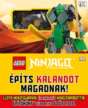 LEGO® Ninjago™ Építs kalandot magadnak!