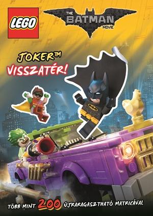 LEGO® Batman Joker™ visszatér