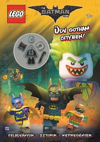 LEGO® Batman Üdv Gotham Cityben!