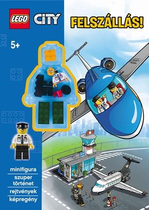 LEGO® City Felszállás!