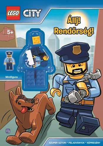 LEGO® City - Állj! Rendőrség!