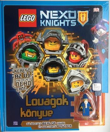 LEGO® NEXO KNIGHTS™ - Lovagok könyve