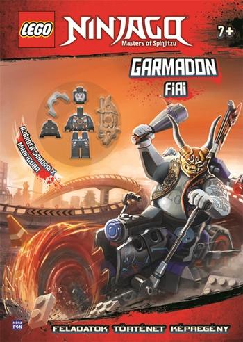 LEGO® Ninjago ™ Garmadon Fiai /Ajándék Samurai X minifigurával
