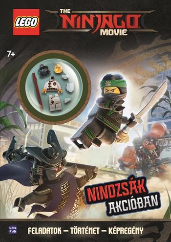 LEGO® Ninjago ™ Movie - Nindzsák akcióban
