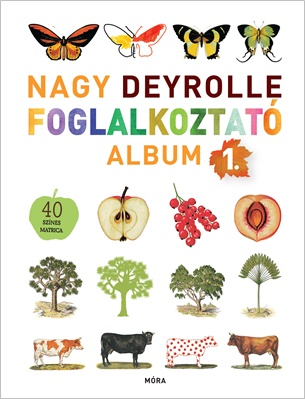 Nagy Deyrolle foglalkoztató album 1.