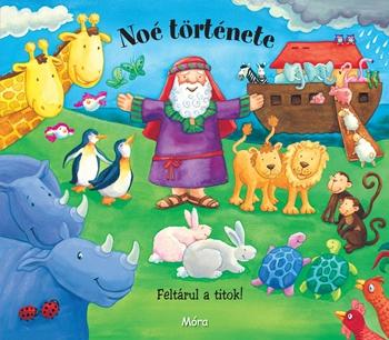 Noé története / lapozó