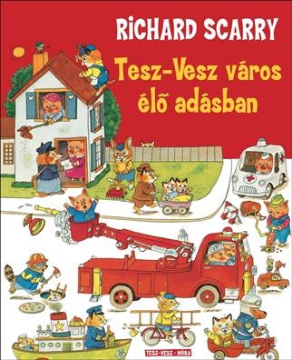 Tesz-Vesz város élő adásban