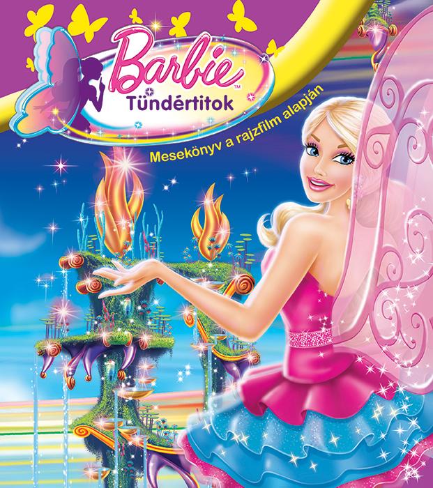 Barbie - Tündértitok - Mesekönyv a rajzfilm alapján