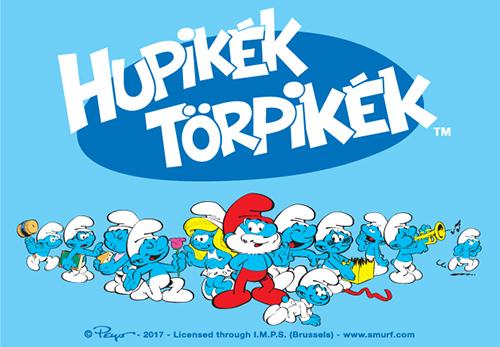 60 éves a Hupikék törpikék/1958-2018