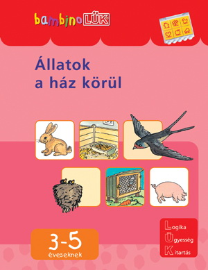 bambinoLÜK - Állatok a ház körül