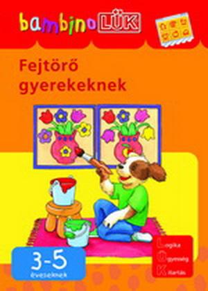 bambinoLÜK - Fejtörők gyerekeknek
