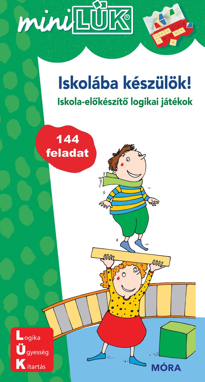 miniLÜK - Iskolába készülök!