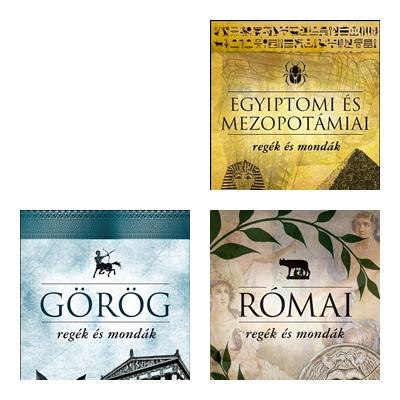 Regék és mondák /egyiptomi, görög, római