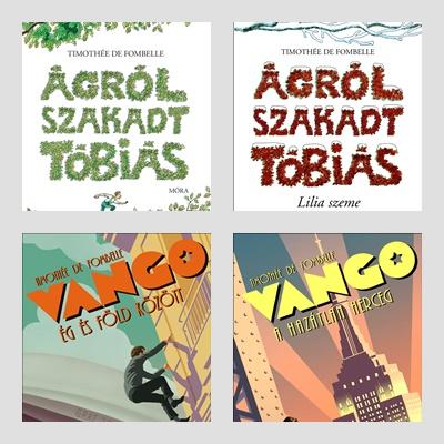 francia kortárs ifjúsági regények 13+