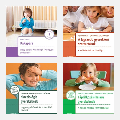 Önsegítő könyvek szülőknek - Móra családi iránytű