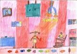 Harisnyás Pippi-kvíz  és rajzpályázat nyertes munkái