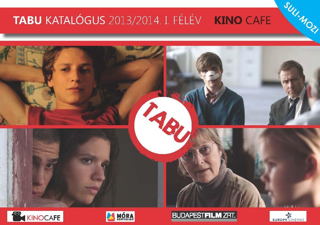 Az év első TABU programja a Kinoban.