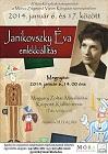 A Janikovszky Éva-emlékkiállítás Tatán