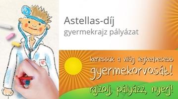 ASTELLAS GYERMEKRAJZ PÁLYÁZAT 2014