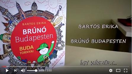 Bartos Erika:Brúnó Budapesten - Így készült 1