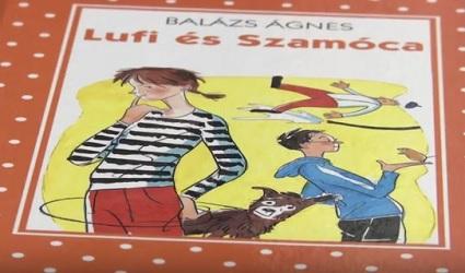 Kedvenc könyvem: Lufi és Szamóca