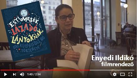 Lázadó lányok - Enyedi Ildikó filmrendező ajánlója
